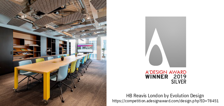 HB Reavis London ຫ້ອງການ