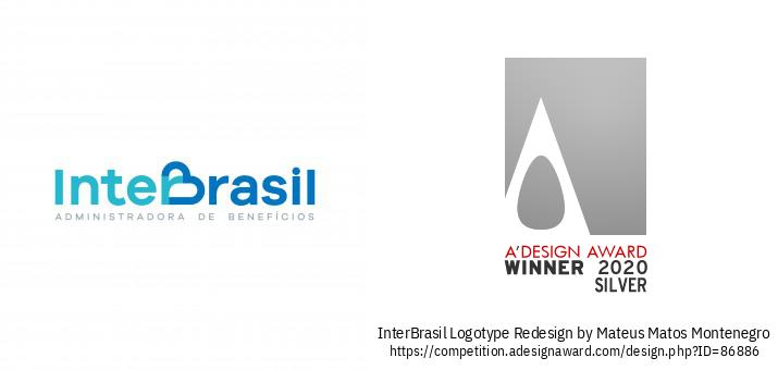 InterBrasil برانڈ کی شناخت کا نیا ڈیزائن