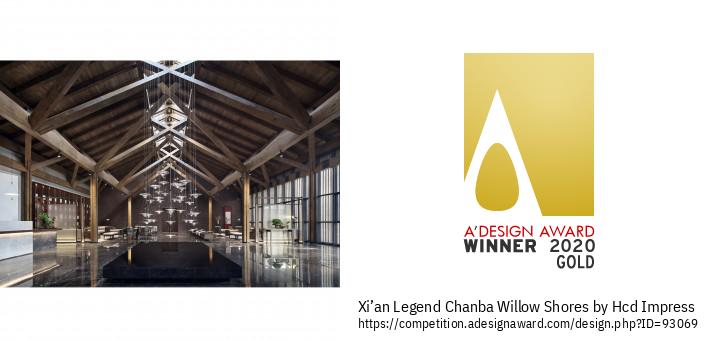 Xi'an Legend Chanba Willow Shores Kituo Cha Mauzo