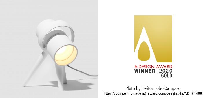 Pluto Lampa
