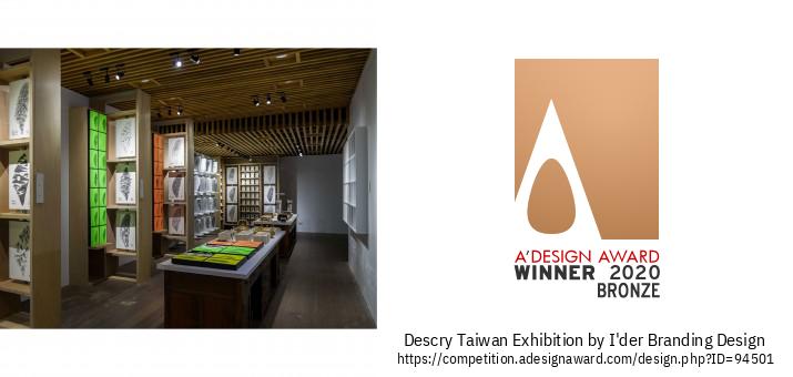 Descry Taiwan Exhibition Muundo Mpya Wa Matumizi
