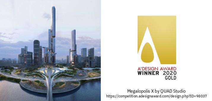 Megalopolis X Megalopolis X Shenzhen Super Huvudkontor