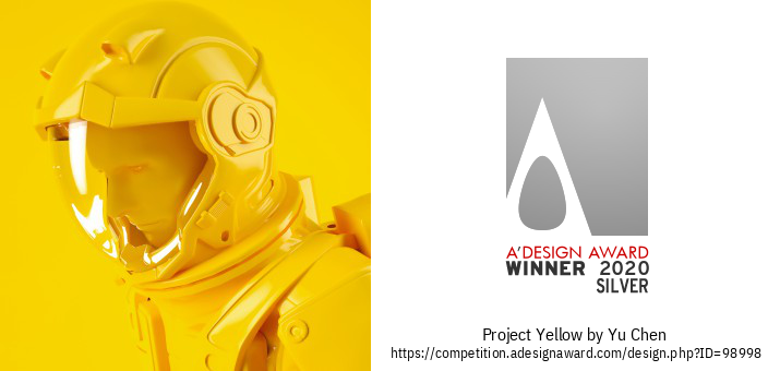 Project Yellow Visual Ip Design