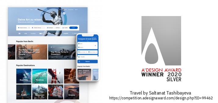 Travel  Веб-Сайт