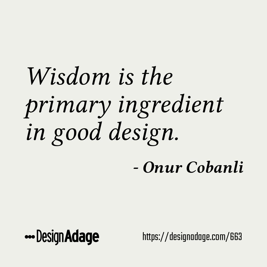 Discerning