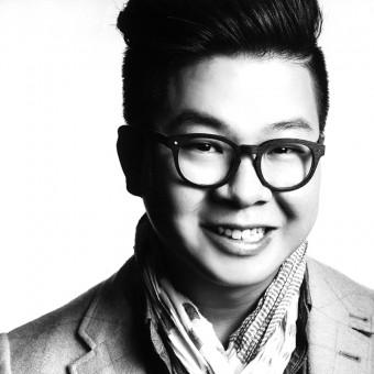 Wesley Liu of PplusP Designers Ltd.