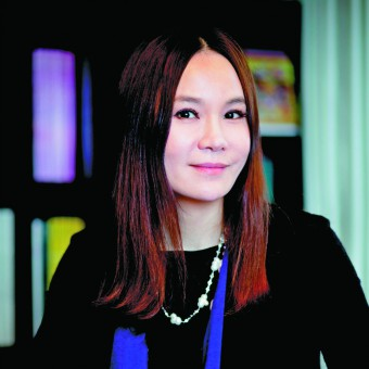 Yu-Lin Shih of Dumas Interior Design Group