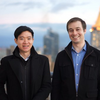 William Ngo and Alan Silverman of MICROSCAPE