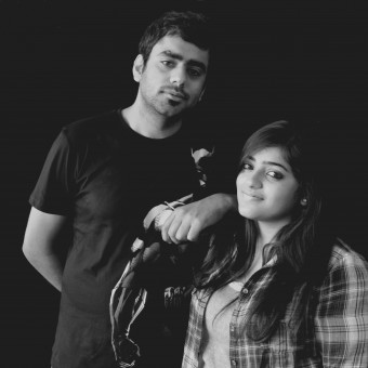 Varshaa Gupta & Amit Nanda of MIT Institute Of Design, Pune