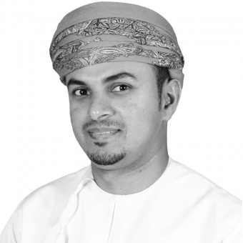 Salman Alhajri of Sultan Qaboos University