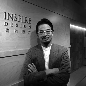 CHEN HUNG-CHOU Chang Kai-Hsien of INSPIRE DESIGN COMAPNY