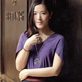 Carina Wong of Heting Jewellery Limited