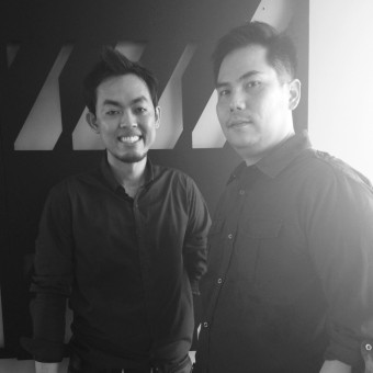 Mr. Paitoon Keatkeereerut, Mr.Chawin Hanjing of Work at Partly Cloudy studio,Freelance interior designer