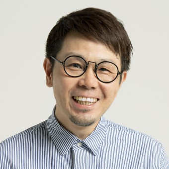 Tsuyoshi Omori of triplet design inc.
