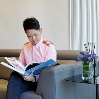 Anson C.K. Cheng of Anson Cheng Interior Design Ltd.