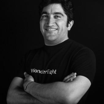 Walid Nasrala of WonderEight