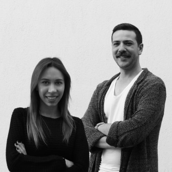 Altug Toprak and Ezgi Yelekoglu of Cemer Urban Equipments