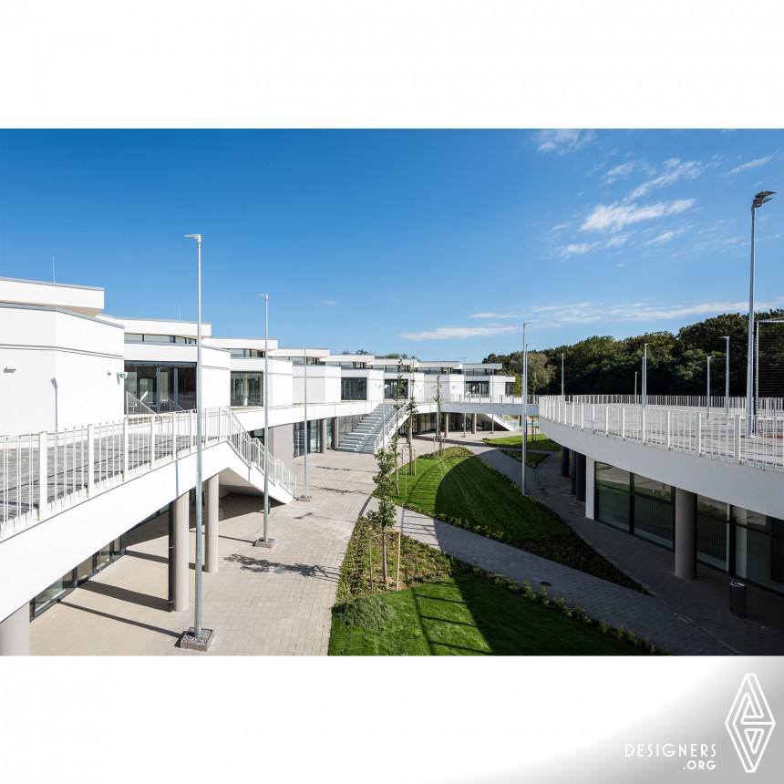 Inspirational International School of Debrecen Design
