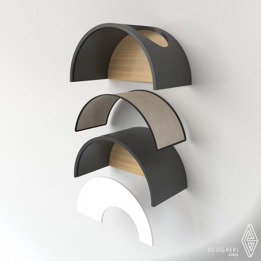 Inspirational Feline Furniture Module Design