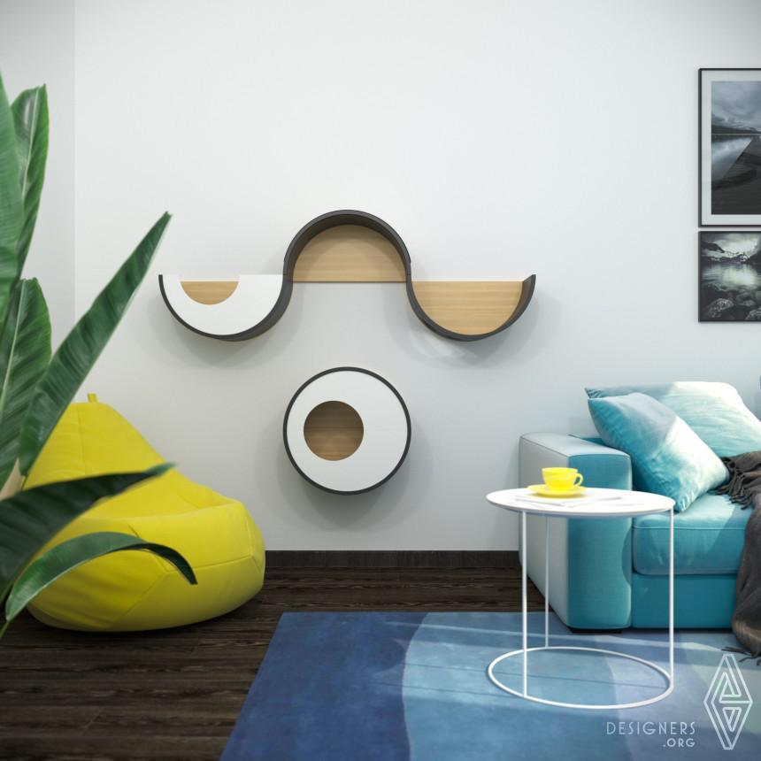Polkota Feline Furniture Module Image