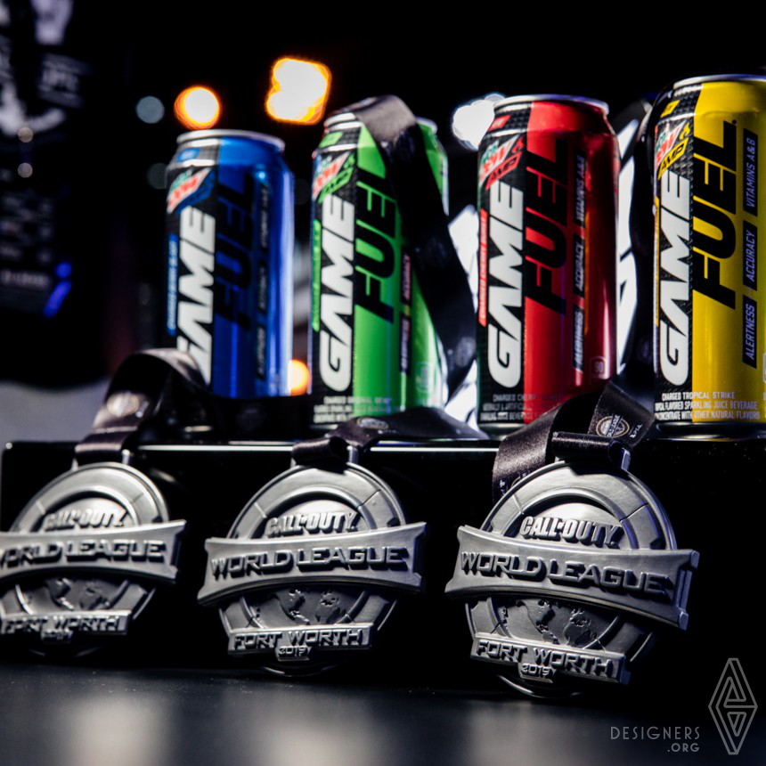 Game Fuel PRO-AM Consumer Experience Experiential Image