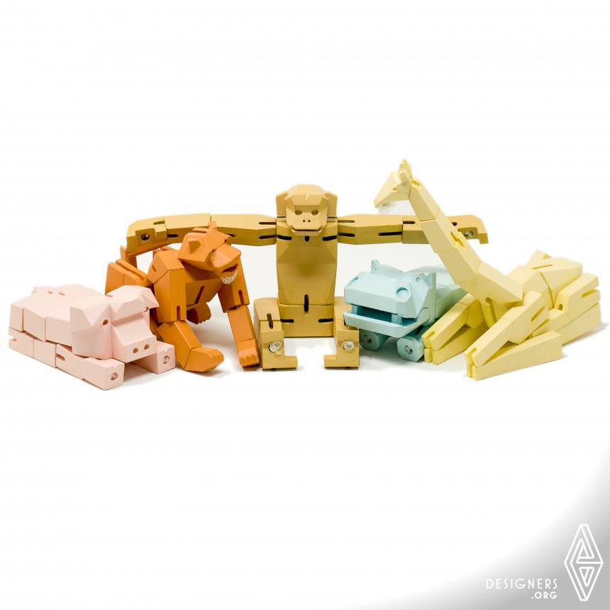 MoFU Puzzle Toy