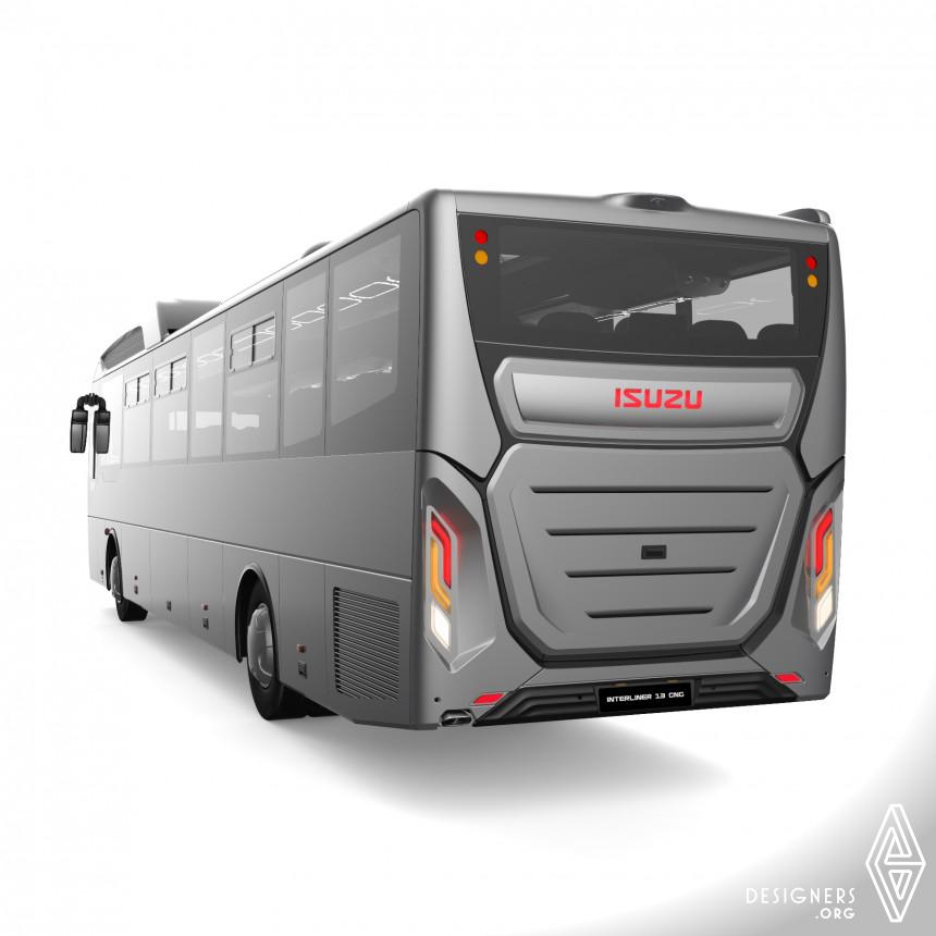 Great Design by Anadolu Isuzu Design Team