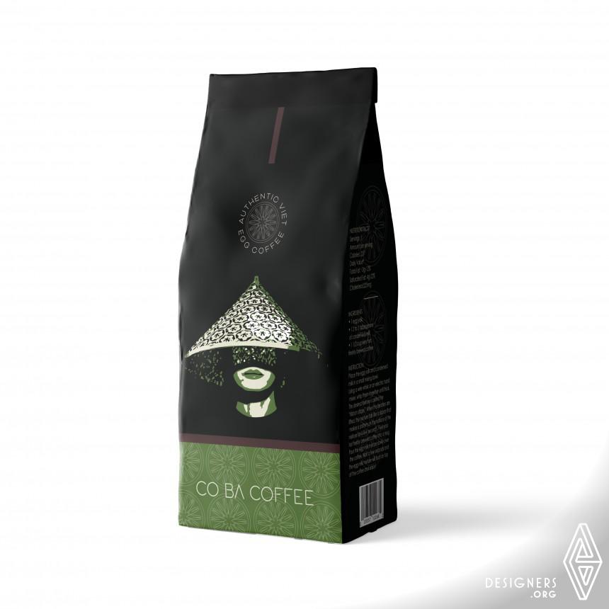 Co Ba Coffee Packaging Design