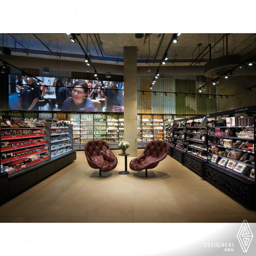 Inspirational Perfumery Store Design