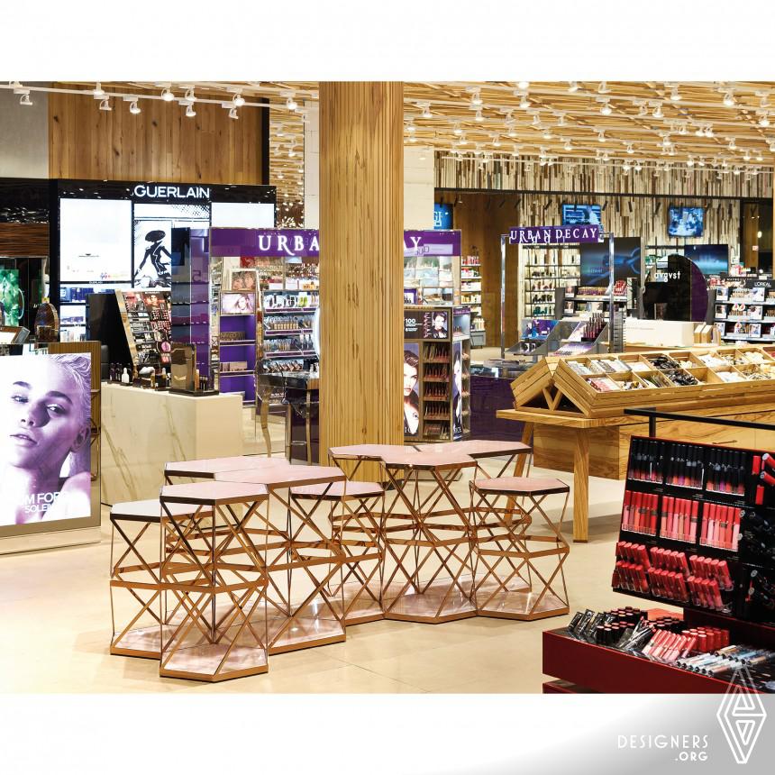 Inspirational Perfumery supermarket Design