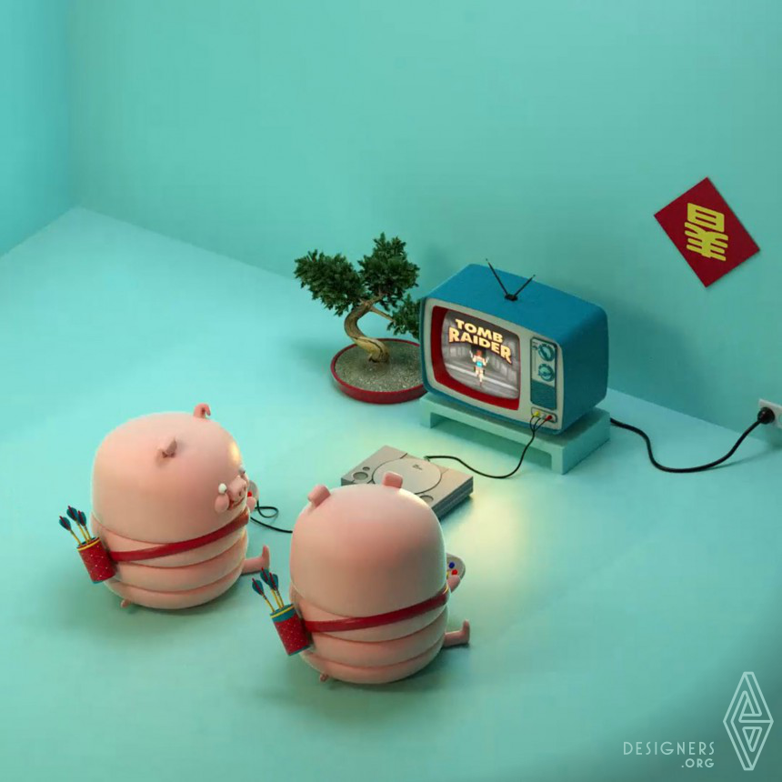 Inspirational Commercial Animation Design