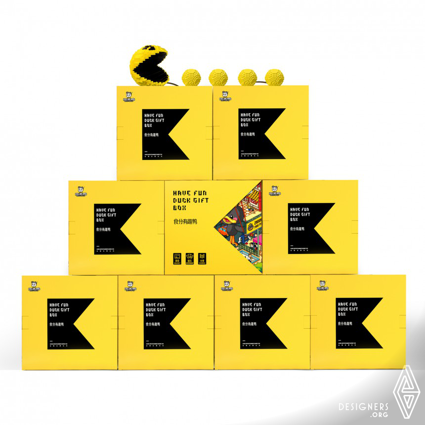 Have Fun Duck Gift Box Snack foods Image