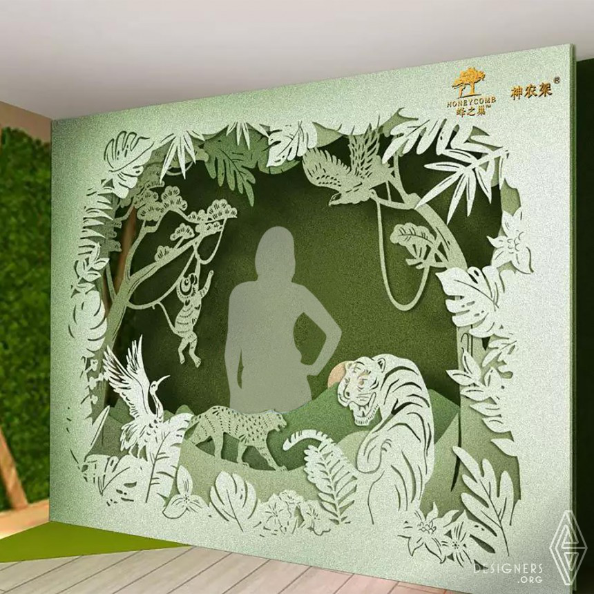 Ecological Journey Gift Box Honey Image