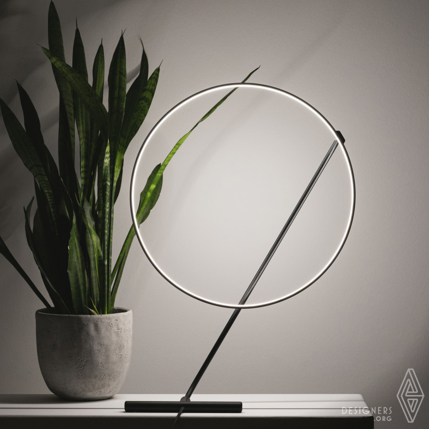 Poise Adjustable Table Lamp Image