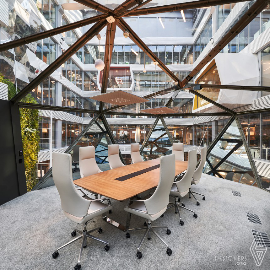 Inspirational Atrium Design