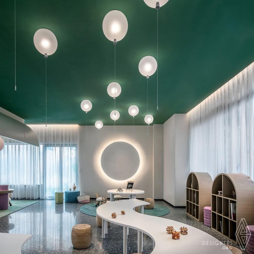 Great Design by Studio revo and fineland architecture