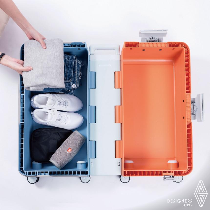 Rhita Sustainability Suitcase Image