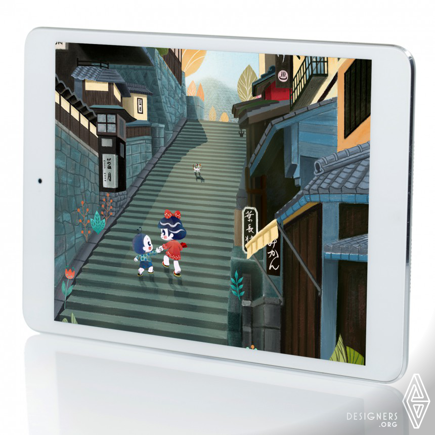 Kappa Jizo Picture Book App Image