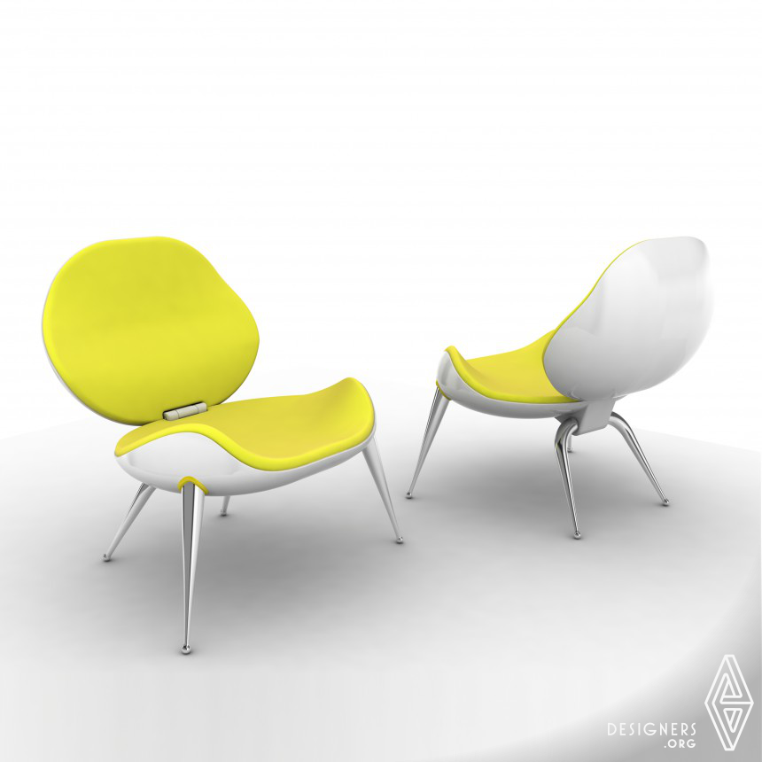 FLOGER Lounge Chair
