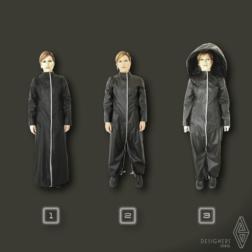 Inspirational Raincoat Design