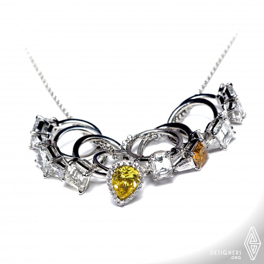 Leon Megé La Petite Collection Necklace