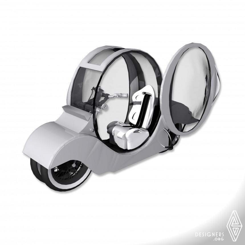 Motor Capsule Motorcycle