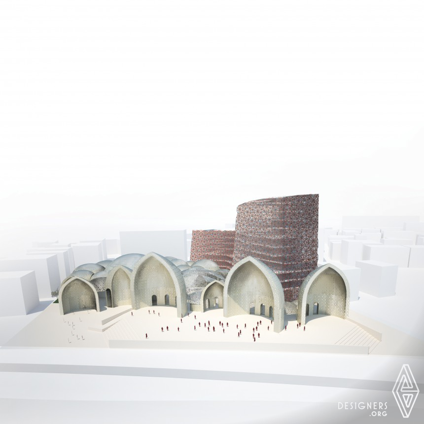 Haj House Complex Cultural Complex