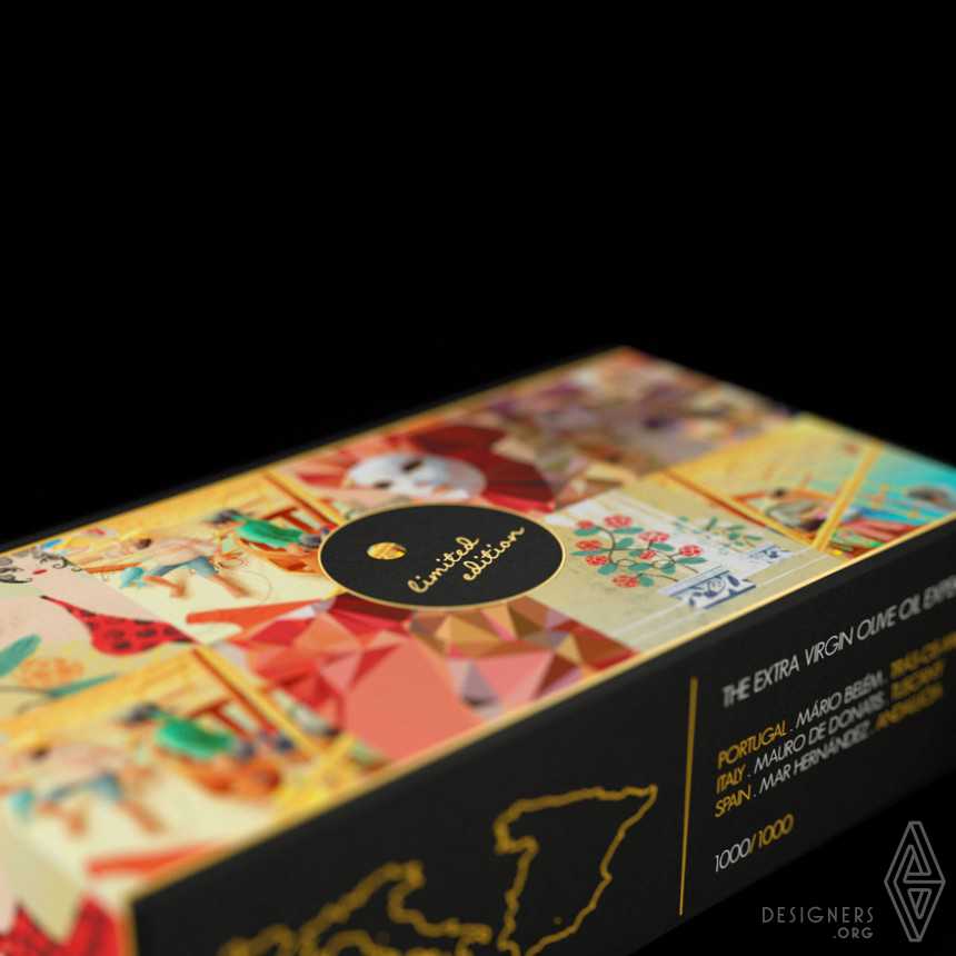 TGTL - THE OLIVE OIL EXPERIENCE Gift Box