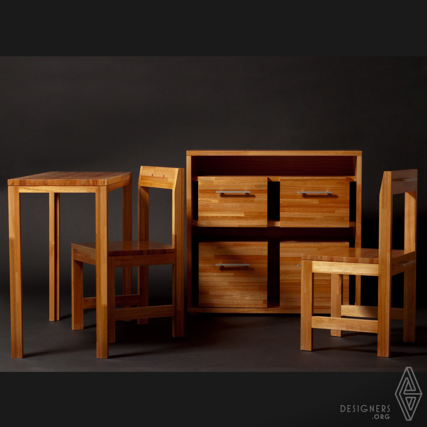 Ludovico Transforming Furniture Image