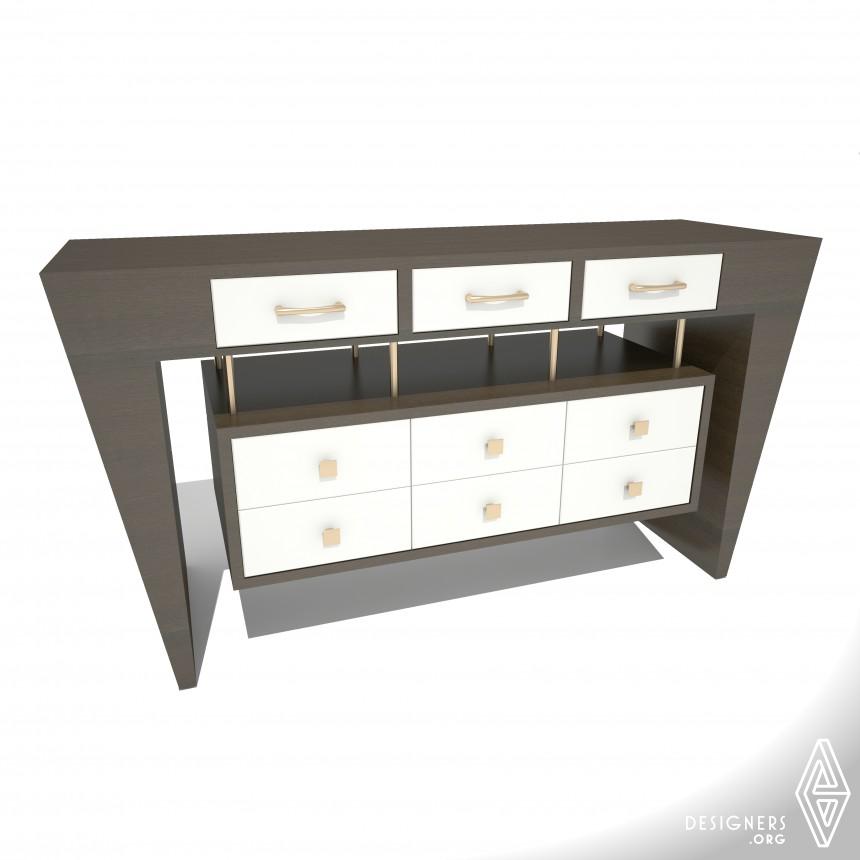 Deco Cupboard