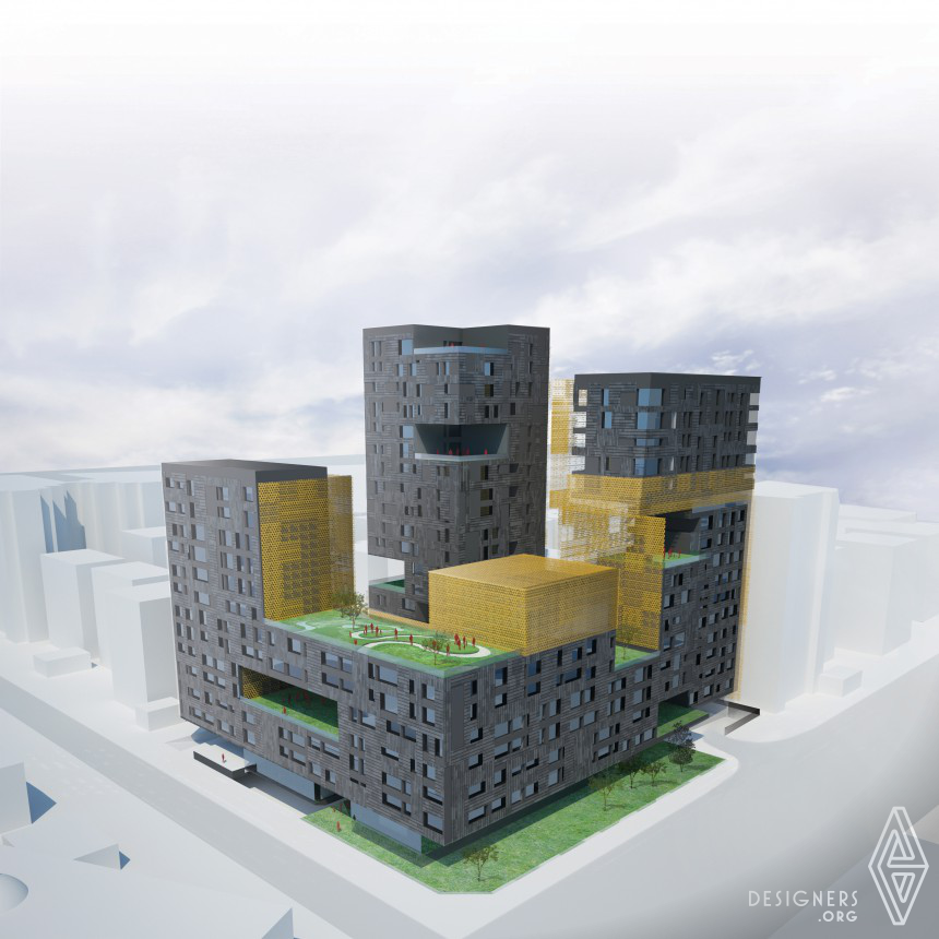 Wafra Living Residential Complex