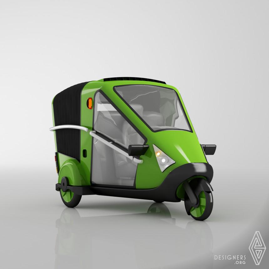 Phaeton Electric Vehicle