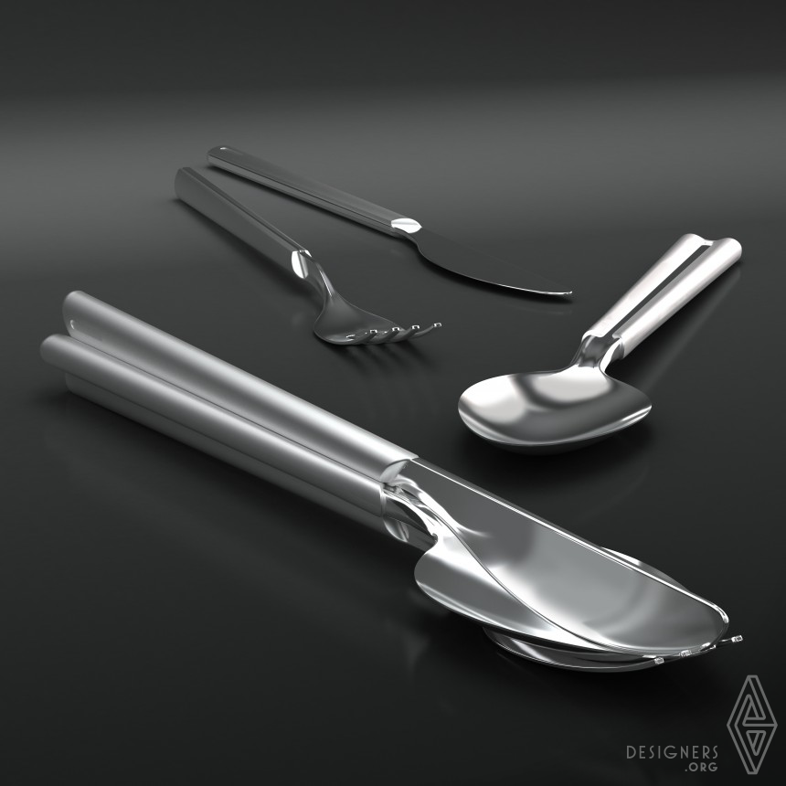 Attention! Cutlery Set