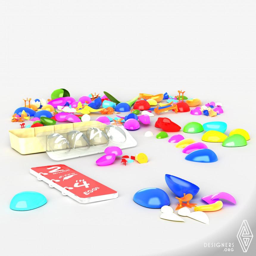 Birds & Eggs Toy Kit